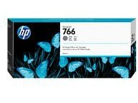 HP 766 - gray - original - ink cartridge