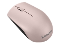 Lenovo 520 - mouse - 2.4 GHz - pink sand