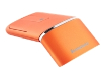 Lenovo N700 - mouse - 2.4 GHz, Bluetooth 4.0 - orange