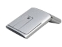 Lenovo N700 - mouse - 2.4 GHz, Bluetooth 4.0 - silver
