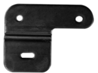 Zebra security slot lock adapter