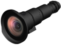 Panasonic ET-DLE020 - ultra-short throw zoom lens - 4.1 mm - 4.4 mm