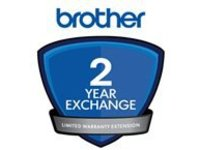 Brother Extended Limited Warranty Agreement - 2 years - shipment
