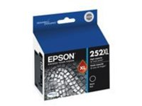 Epson 252XL With Sensor - XL - black - original - ink cartridge