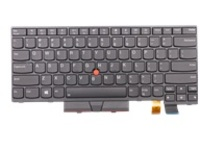 Lite-On - notebook replacement keyboard - with Trackpoint - US