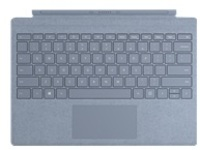 Microsoft Surface Pro Signature Type Cover - keyboard - with trackpad - English - ice blue