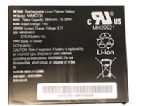 Zebra - tablet battery - Li-pol - 3300 mAh - 25.1 Wh