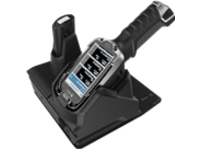 Zebra Single Slot Cradle w/Spare Battery Charger - docking cradle