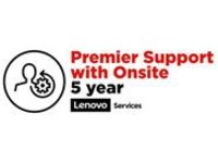 Lenovo Premier Support with Onsite NBD - extended service agreement - 5 years - on-site