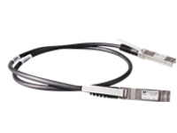 HPE X242 Direct Attach Copper Cable - network cable - 1 m