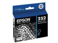 Epson 252 - black - original - ink cartridge