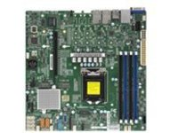 Supermicro SuperServer 5019C-M - rack-mountable - no CPU - 0 GB - no HDD