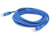 AddOn patch cable - 11.8 m - blue