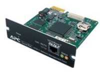 APC Network Management Card - remote management adapter - 10/100 Ethernet
