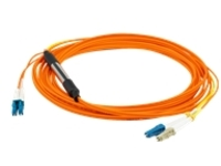 AddOn mode conditioning cable - 20 m - orange