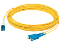 AddOn patch cable - 1 m - yellow