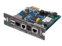 APC Network Management Card 2 with Environmental Monitoring, Out of Band Management and Modbus - remote management adap…