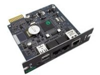 APC Network Management Card 2 with Environmental Monitoring - remote management adapter - 10/100 Ethernet
