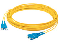 AddOn patch cable - TAA Compliant - 18 m - yellow