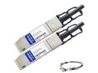 AddOn 25GBase-CU direct attach cable - TAA Compliant - 2 m