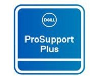 Dell Upgrade from 1Y Next Business Day to 5Y ProSupport Plus - extended service agreement - 5 years - on-site