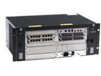 Black Box DKM FX KVM Matrix Switch Chassis 80-Port - KVM / audio / serial / USB switch - rack-mountable