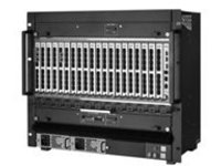 Black Box DKM FX KVM Matrix Switch Chassis 160-Port - KVM / audio / serial / USB switch - rack-mountable