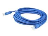 AddOn patch cable - 5.49 m - blue