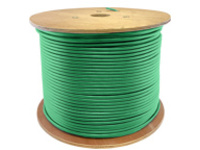 AddOn bulk cable - 304.8 m - green