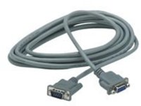 APC serial extension cable - DB-9 to DB-9 - 4.6 m