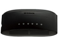 D-Link DES 1005D - switch - 5 ports