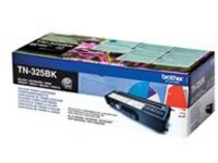 Brother TN325BK - High Yield - black - original - toner cartridge