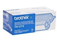 Brother TN-3170 - black - original - toner cartridge