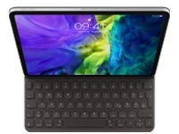 Apple Smart - keyboard and folio case - QWERTZ - German