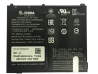 Zebra - tablet battery - Li-pol - 6440 mAh - 24.4 Wh