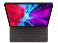 Apple Smart - keyboard and folio case - QWERTY - English
