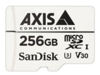 AXIS Surveillance - flash memory card - 256 GB - microSDXC