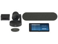 Logitech Tap for Zoom Medium Rooms - video conferencing kit - with Intel NUC (minimum specification - 8th Gen Core i5, …