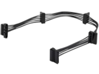 StarTech.com 15.7 in (400 mm) SATA Power Splitter Adapter Cable - M/F - 4x Serial ATA Power Cable Splitter (PYO4SATA) -…