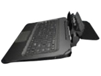 DT Research Detachable Docking - keyboard - US