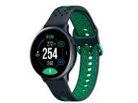 Samsung Galaxy Watch Active 2 Golf Edition - aqua black aluminum - smart watch with band - 4 GB