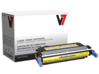 V7 - yellow - compatible - toner cartridge