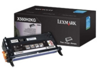 Lexmark - High Yield - black - original - toner cartridge