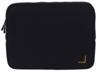 "Urban Factory Urban Neoprene Laptop Sleeve 13.3"" Black notebook sleeve"