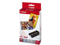 Canon KC-36IP - 1 - 54 x 90 mm - print cartridge / paper kit