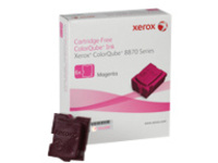 Xerox ColorQube 8870 - 6-pack - magenta - solid inks
