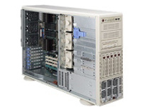 Supermicro A+ Server AS4041M-T2R - tower - no CPU - 0 GB