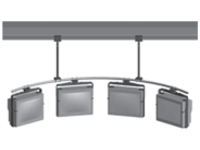 Peerless Multi Jumbo Display System MDJ 721 - mounting component