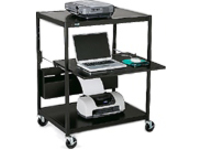 Bretford Interactive Learning Center ECILS1-BK - cart (rack)