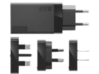 Lenovo 65W USB-C Travel Adapter - power adapter - 65 Watt